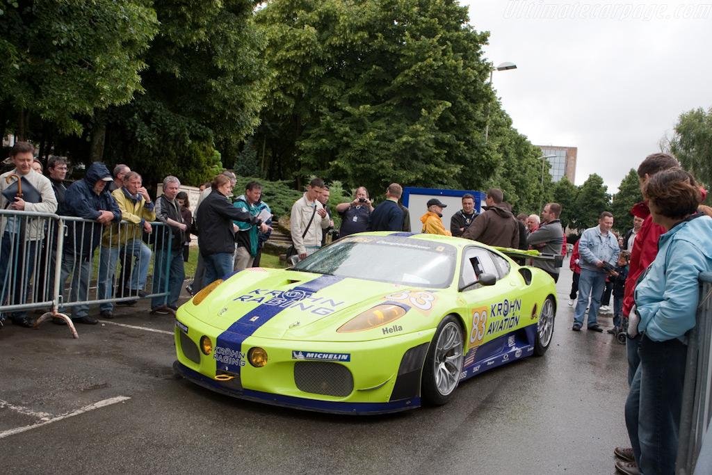 Krohn Ferrari - Chassis: 2656   - 2009 24 Hours of Le Mans