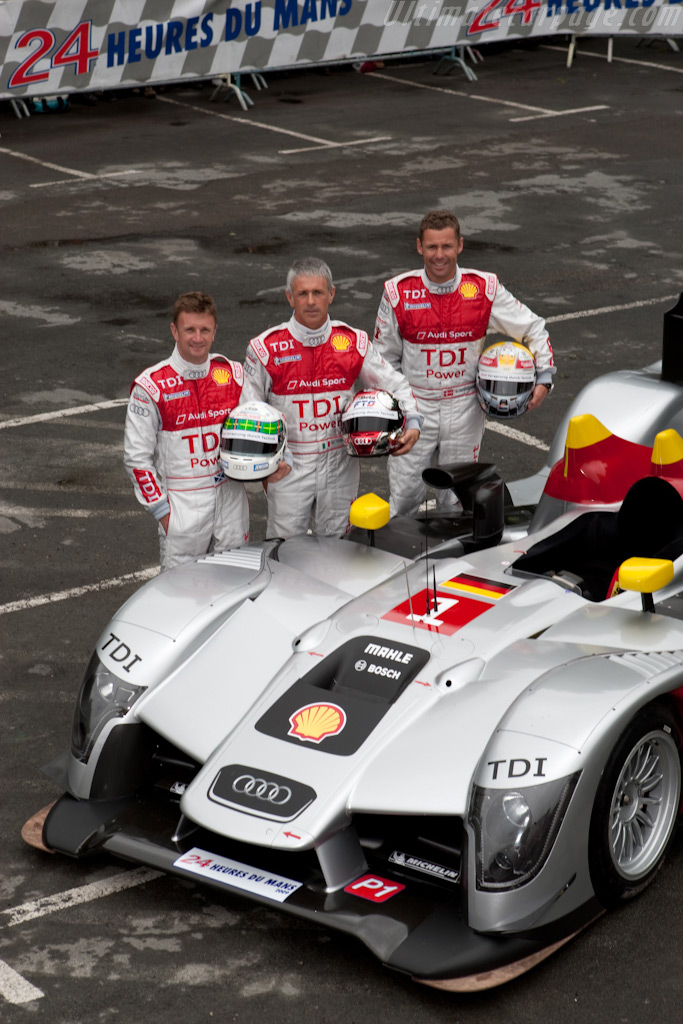 Last year's winners - Chassis: 105   - 2009 24 Hours of Le Mans