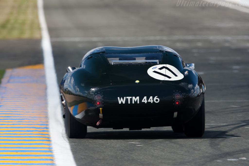 Lister Jaguar Le Mans - Chassis: BHL 136   - 2009 24 Hours of Le Mans