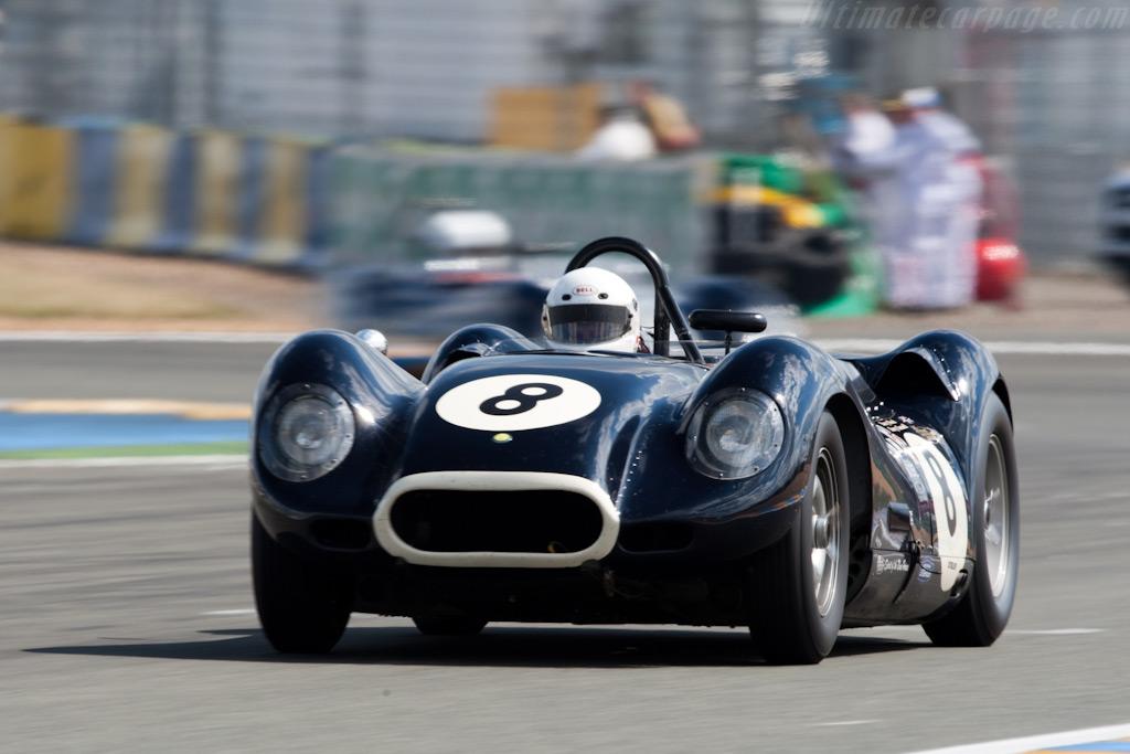 Lister Knobbly Jaguar    - 2009 24 Hours of Le Mans