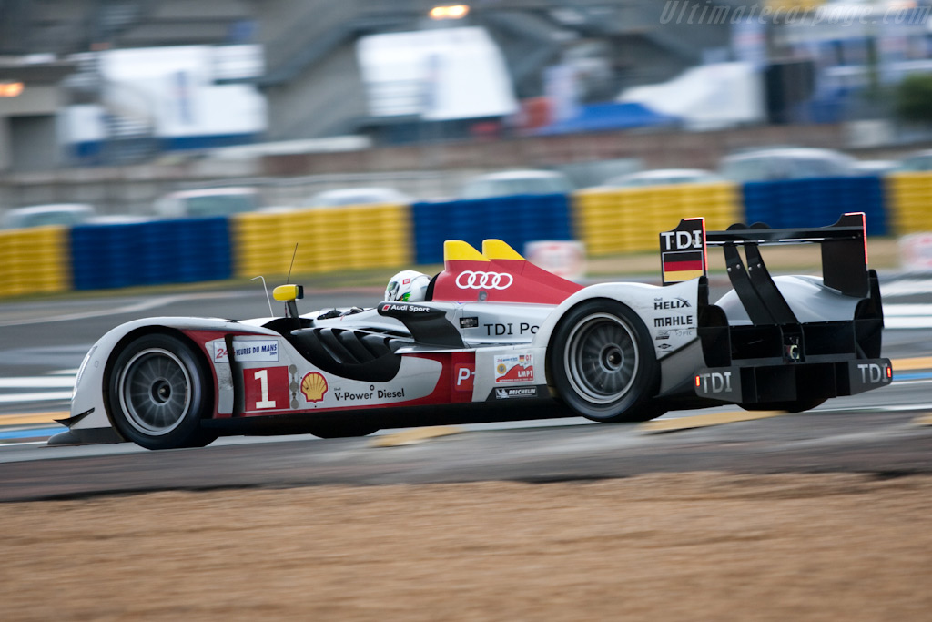 McNish back for a third win - Chassis: 105   - 2009 24 Hours of Le Mans