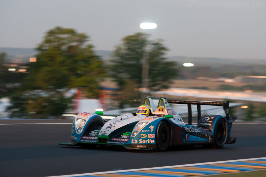 Pesca's Pesca - Chassis: 908-03   - 2009 24 Hours of Le Mans