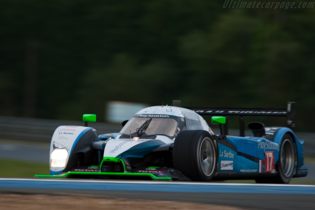 Pescarolo exploring open-wheel racing - Chassis: 908-03   - 2009 24 Hours of Le Mans