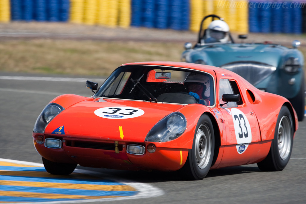 Porsche 904 GTS - Chassis: 904-023   - 2009 24 Hours of Le Mans