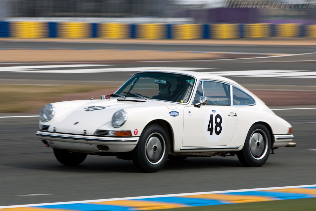Porsche 911    - 2009 24 Hours of Le Mans