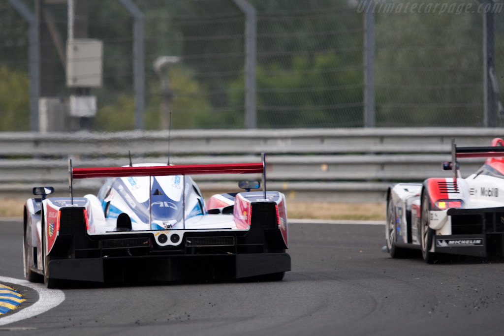 RML Lola and Goh Porsche - Chassis: B0880-HU03   - 2009 24 Hours of Le Mans