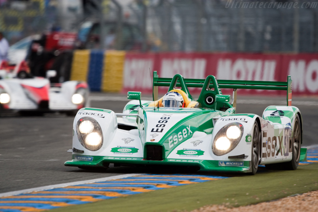 RS Spyders - Chassis: 9R6 709   - 2009 24 Hours of Le Mans