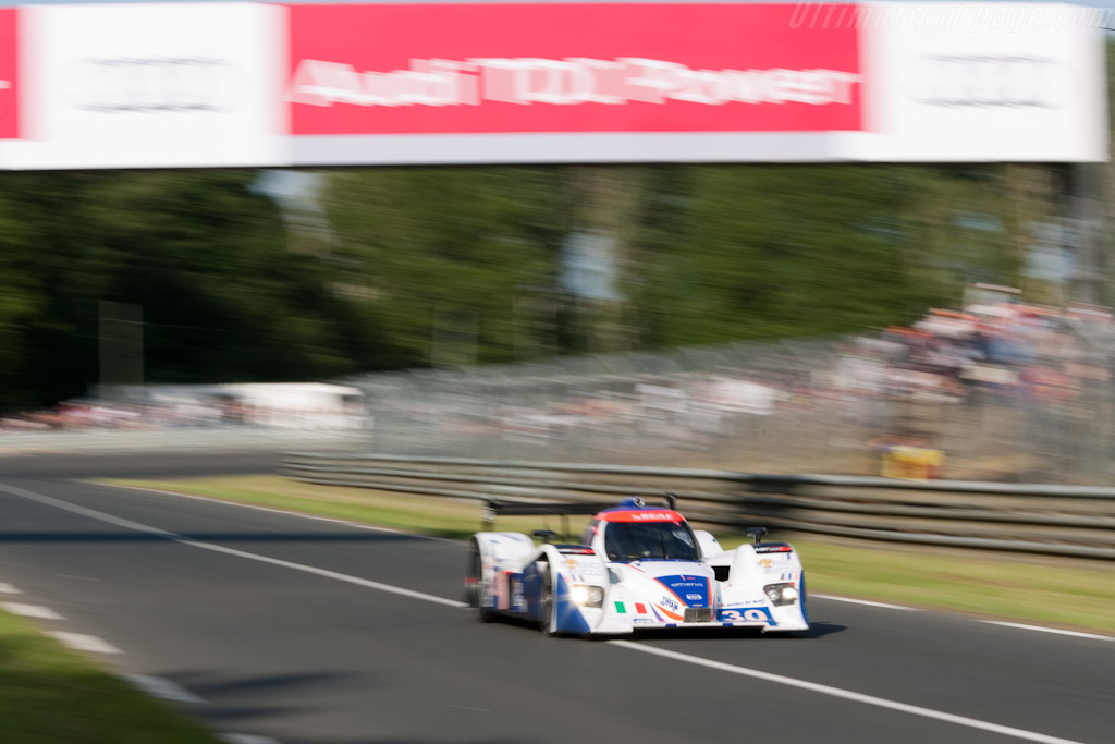 Racing Box Lola - Chassis: B0880-HU04   - 2009 24 Hours of Le Mans