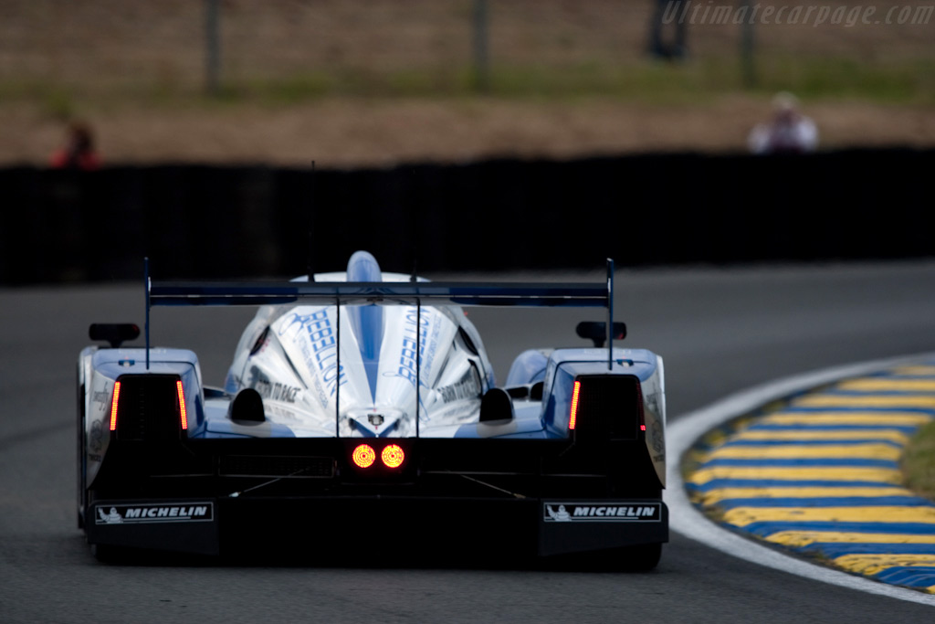 Speedy Sebah Lola - Chassis: B0880-HU01   - 2009 24 Hours of Le Mans