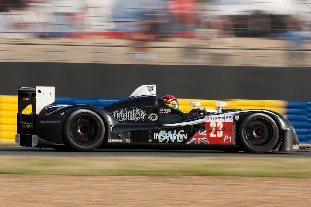 Strakka Ginetta-Zytek - Chassis: 09S-04   - 2009 24 Hours of Le Mans