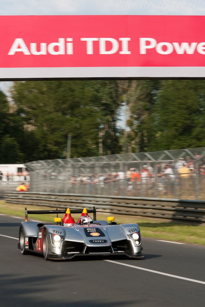 TDI Power - Chassis: 105   - 2009 24 Hours of Le Mans
