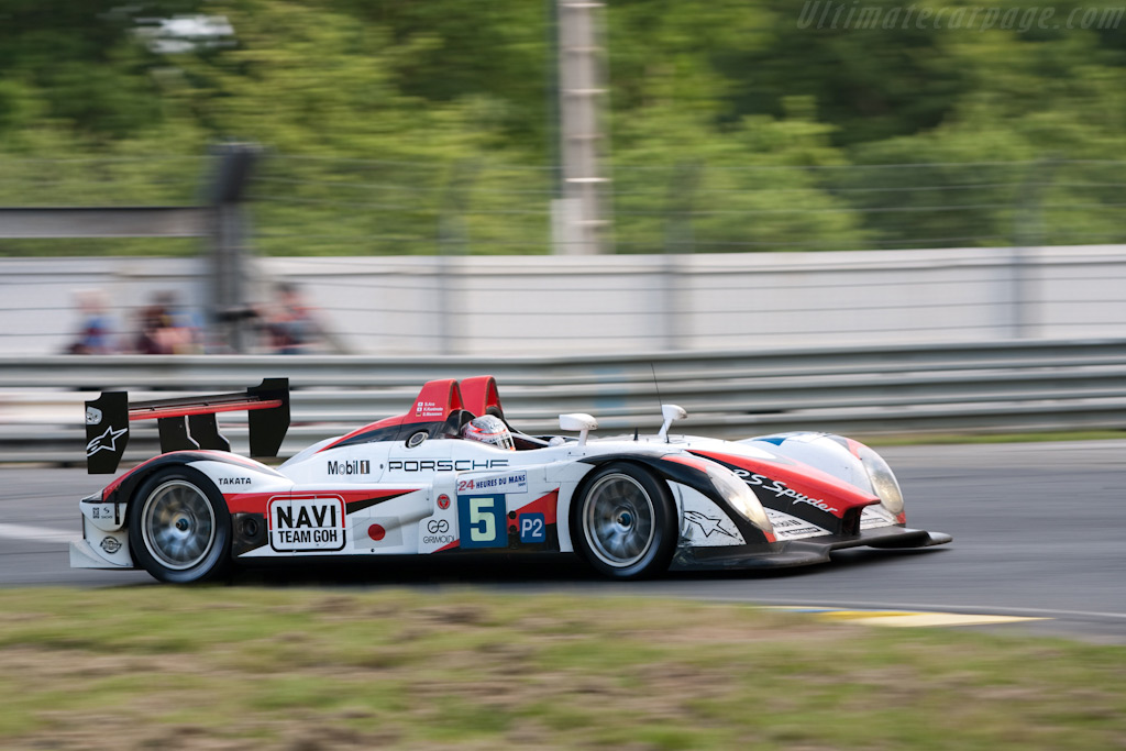 Team Goh Porsche - Chassis: 9R6 708   - 2009 24 Hours of Le Mans