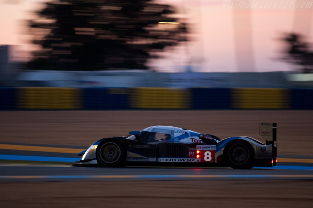 The 'French' Peugeot - Chassis: 908-07   - 2009 24 Hours of Le Mans