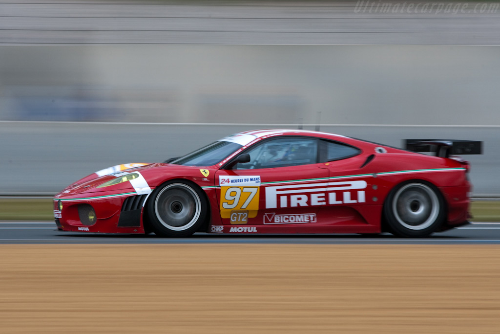 The BMS Scuderia Ferrari - Chassis: 2616   - 2009 24 Hours of Le Mans