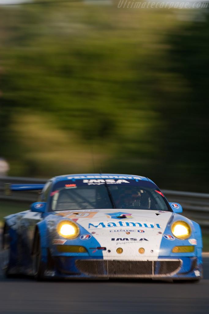 The Felbermayr/IMSA Porsche - Chassis: WP0ZZZ99Z9S799912   - 2009 24 Hours of Le Mans