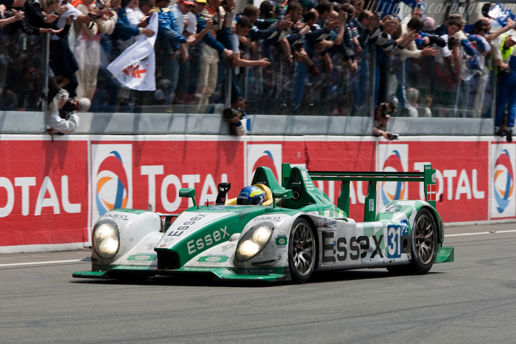 The LMP2 winning Porsche - Chassis: 9R6 709   - 2009 24 Hours of Le Mans