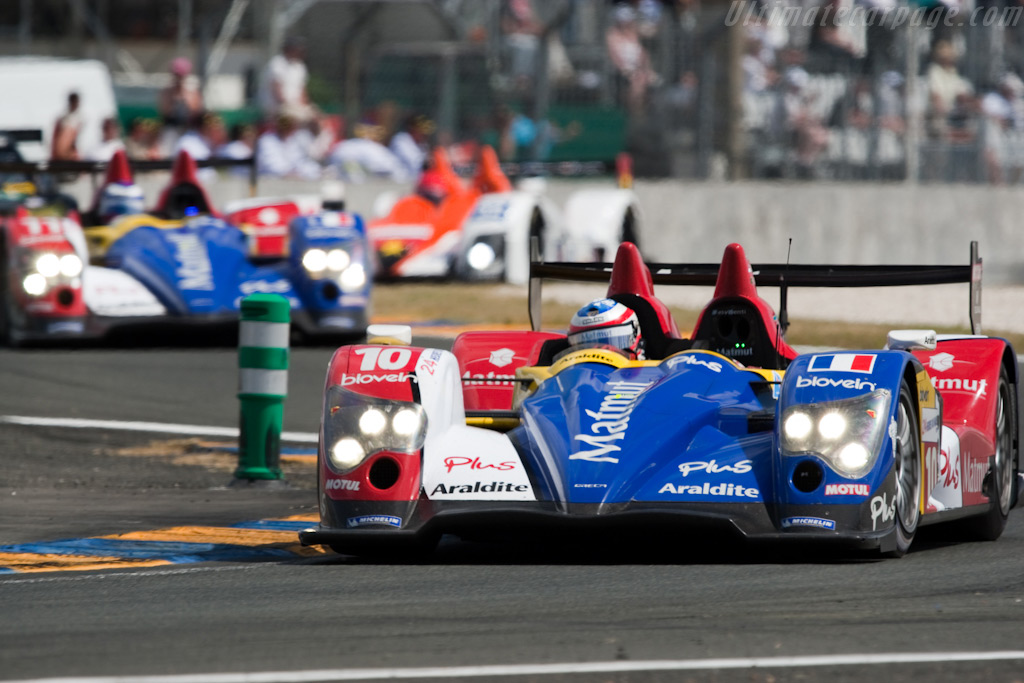 The Orecas - Chassis: 01   - 2009 24 Hours of Le Mans