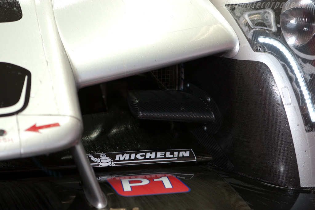 The controversial Audi nose - Chassis: 105   - 2009 24 Hours of Le Mans