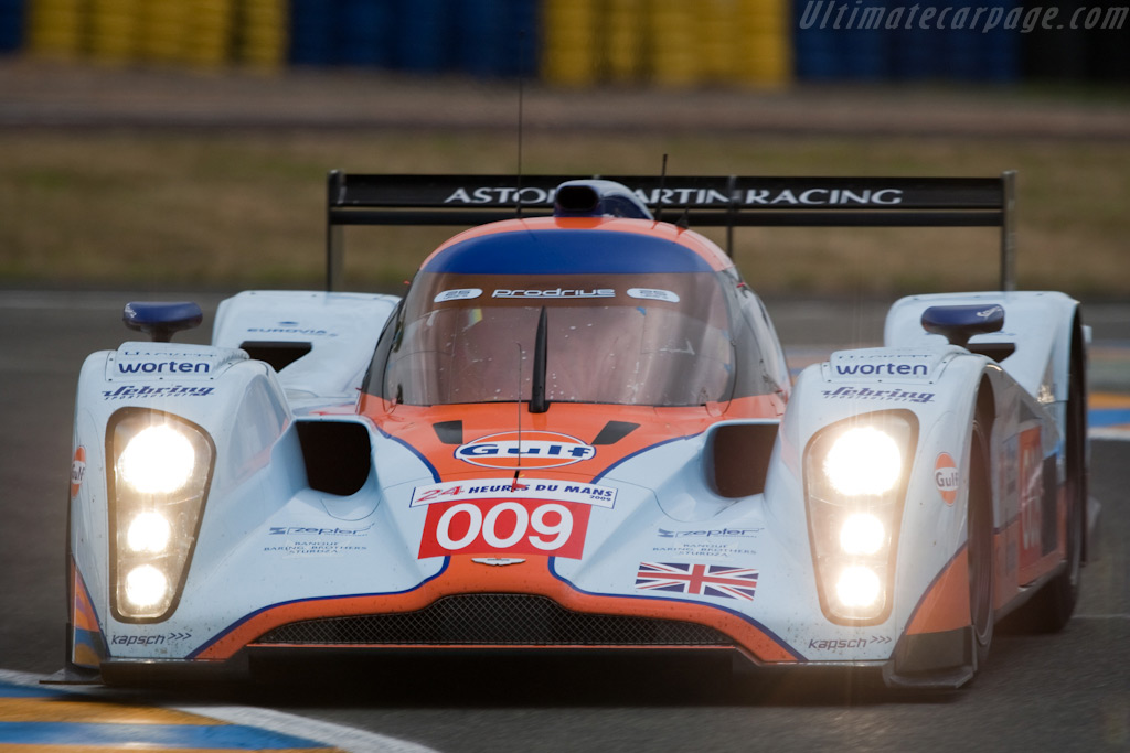 The most beautiful car on the grid? - Chassis: B0960-HU01S   - 2009 24 Hours of Le Mans