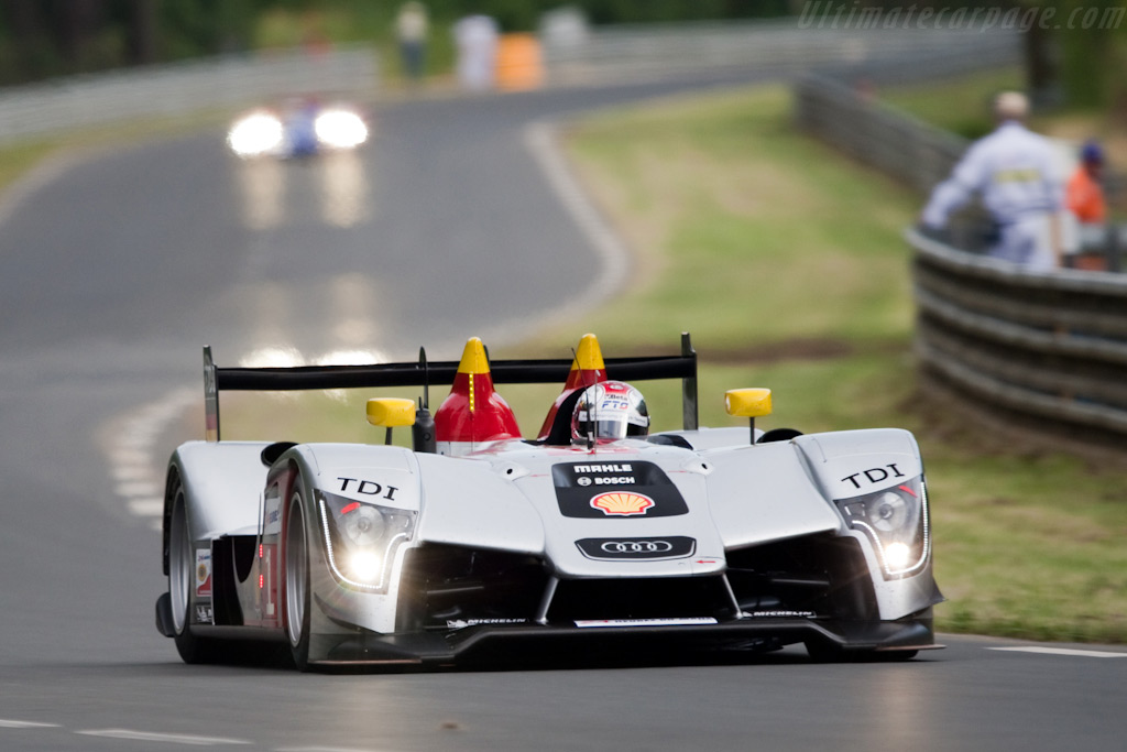 The quickest Audi - Chassis: 105   - 2009 24 Hours of Le Mans