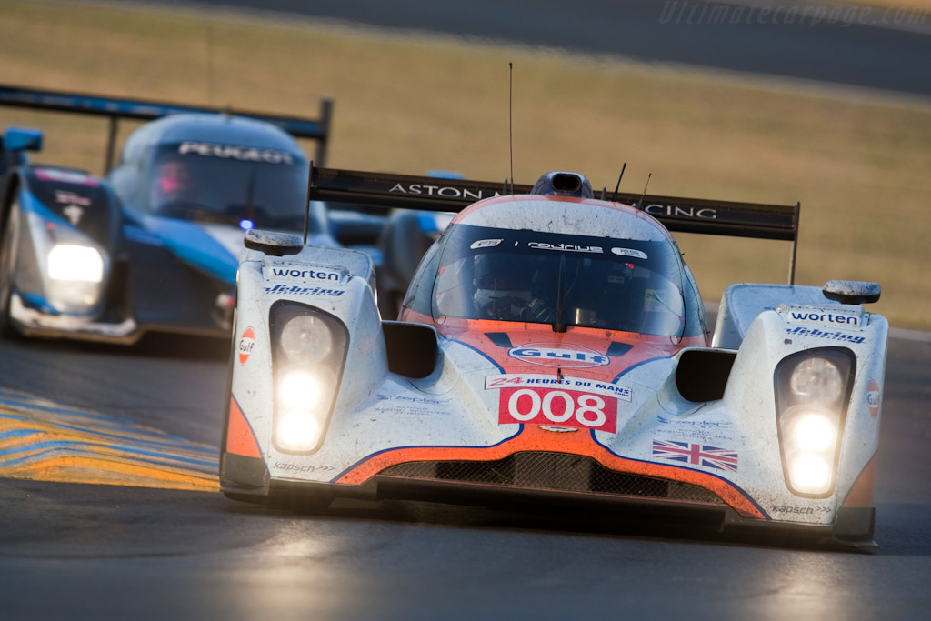 Two LMP1 Coupes - Chassis: B0860-HU02   - 2009 24 Hours of Le Mans