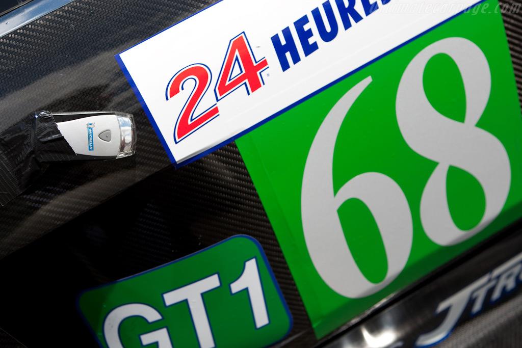 Words escape me - Chassis: LA01063   - 2009 24 Hours of Le Mans