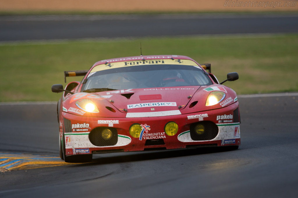 AF Corse Ferrari - Chassis: 2464b   - 2010 24 Hours of Le Mans