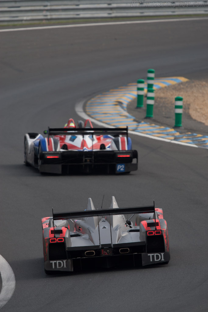 Audi R10 TDI - Chassis: 101   - 2010 24 Hours of Le Mans