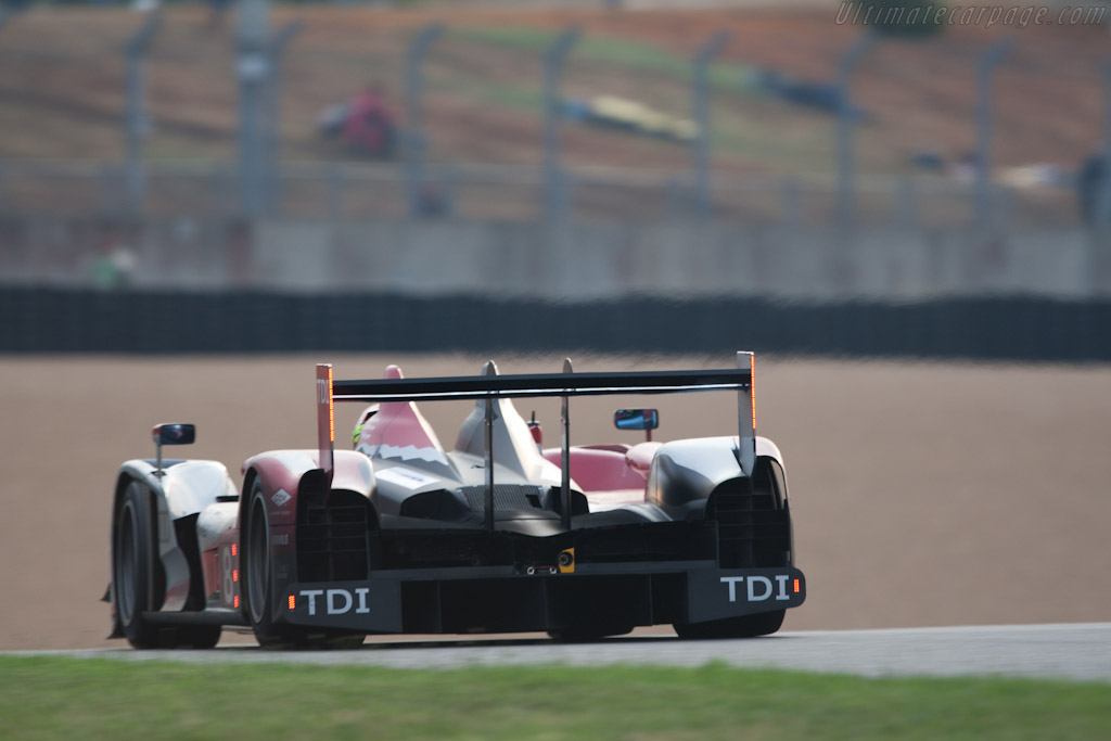 Audi R15 plus - Chassis: 203   - 2010 24 Hours of Le Mans