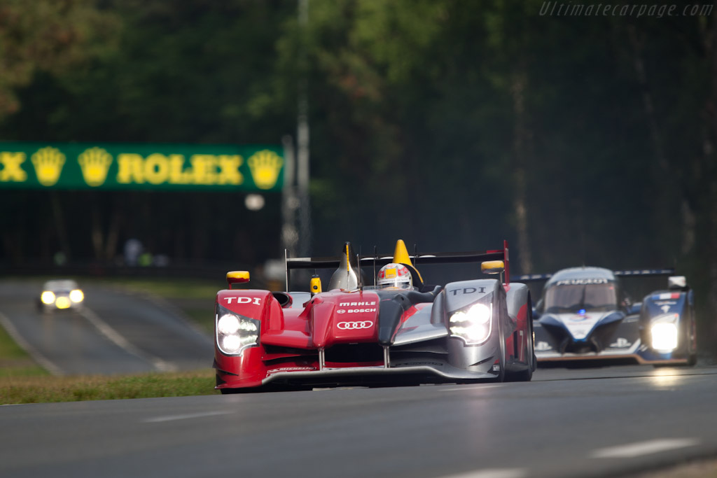 Audi vs Peugeot - Chassis: 202   - 2010 24 Hours of Le Mans