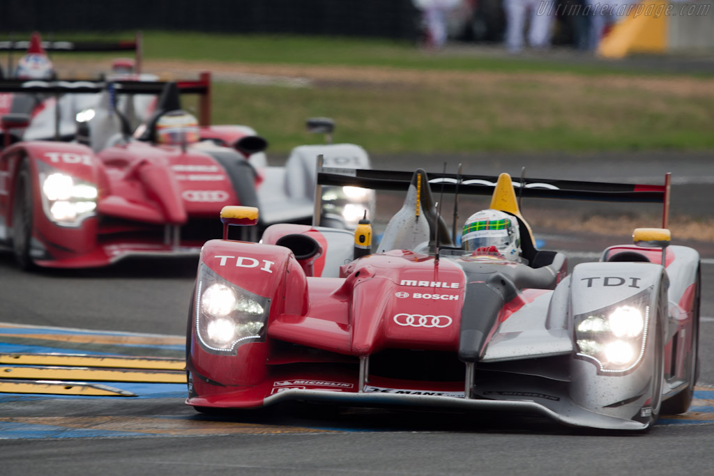 Audis - Chassis: 202  - 2010 24 Hours of Le Mans