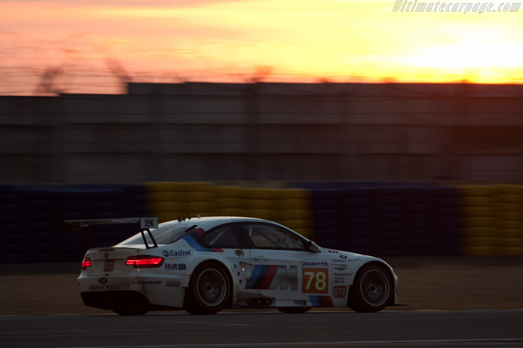 Bmw M3 Gtr Chassis 1001 2010 24 Hours Of Le Mans