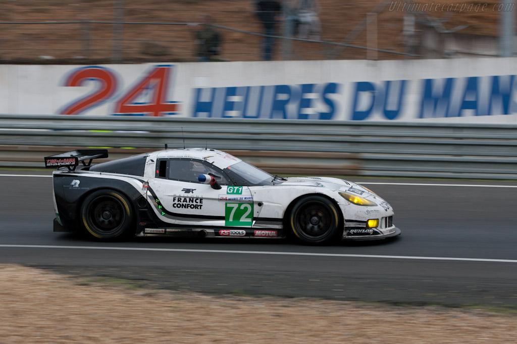 Chevrolet Corvette C6.R - Chassis: 006   - 2010 24 Hours of Le Mans