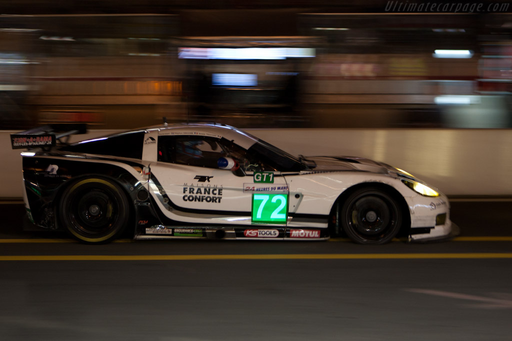 Chevrolet Corvette C6.R - Chassis: 006   - 2010 24 Hours of Le Mans