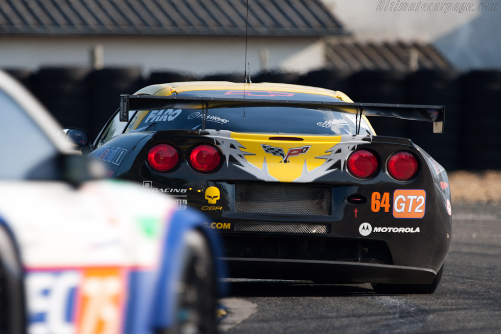 Chevrolet Corvette C6.R GT2 - Chassis: 002   - 2010 24 Hours of Le Mans