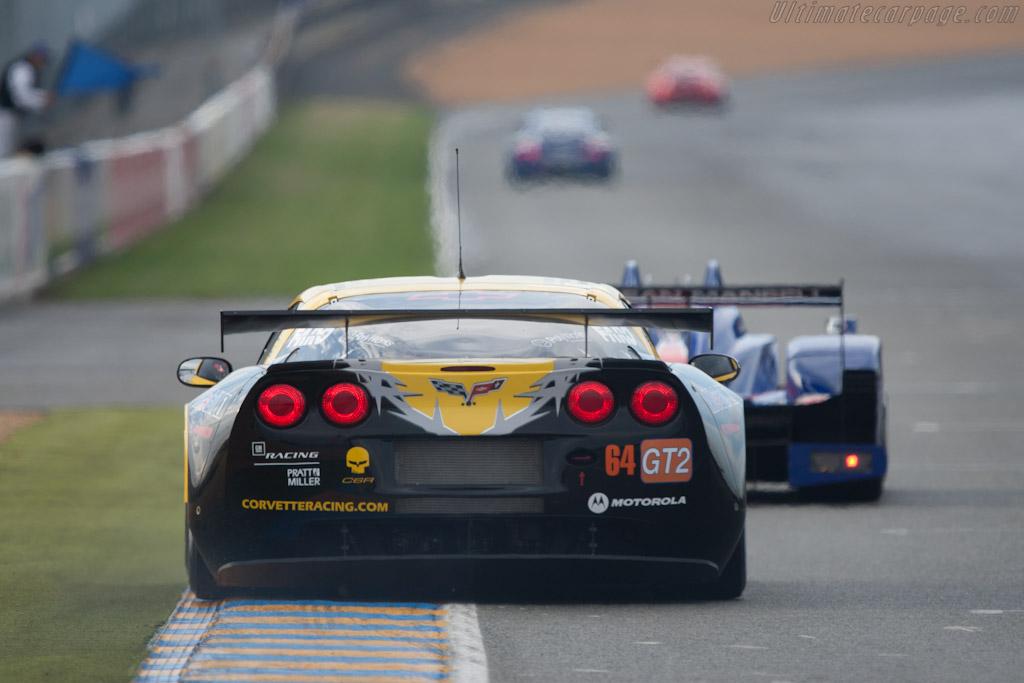 Chevrolet Corvette C6.R GT2 - Chassis: 002  - 2010 24 Hours of Le Mans