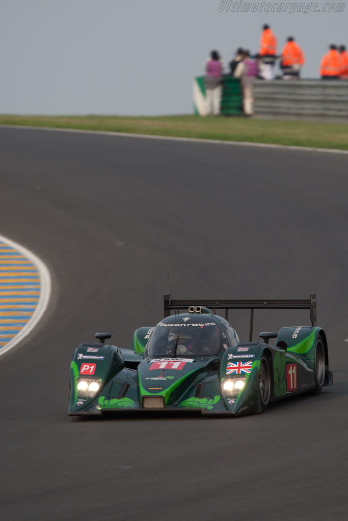 Drayson Lola - Chassis: B0960-HU03   - 2010 24 Hours of Le Mans