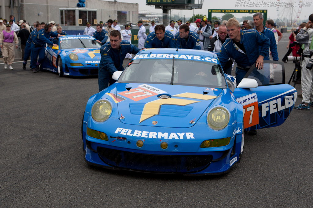 Felbermayr Proton Porsches - Chassis: WP0ZZZ99Z9S799912  - 2010 24 Hours of Le Mans
