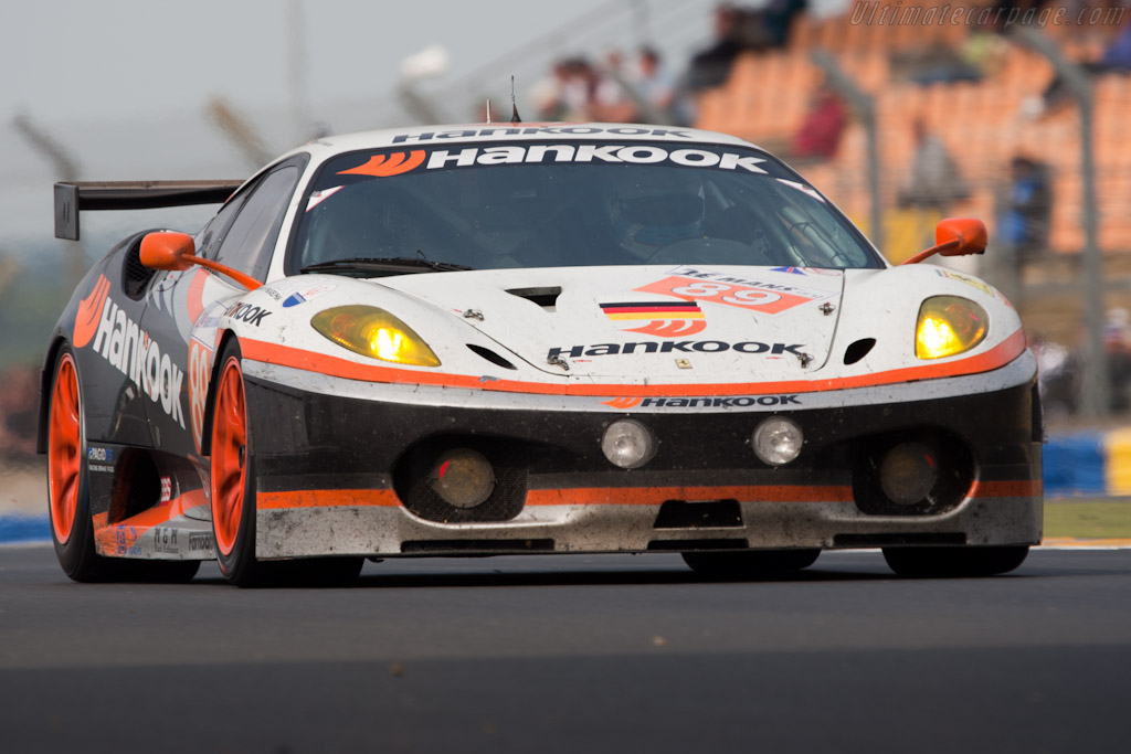 Ferrari F430 GTC - Chassis: 2630   - 2010 24 Hours of Le Mans