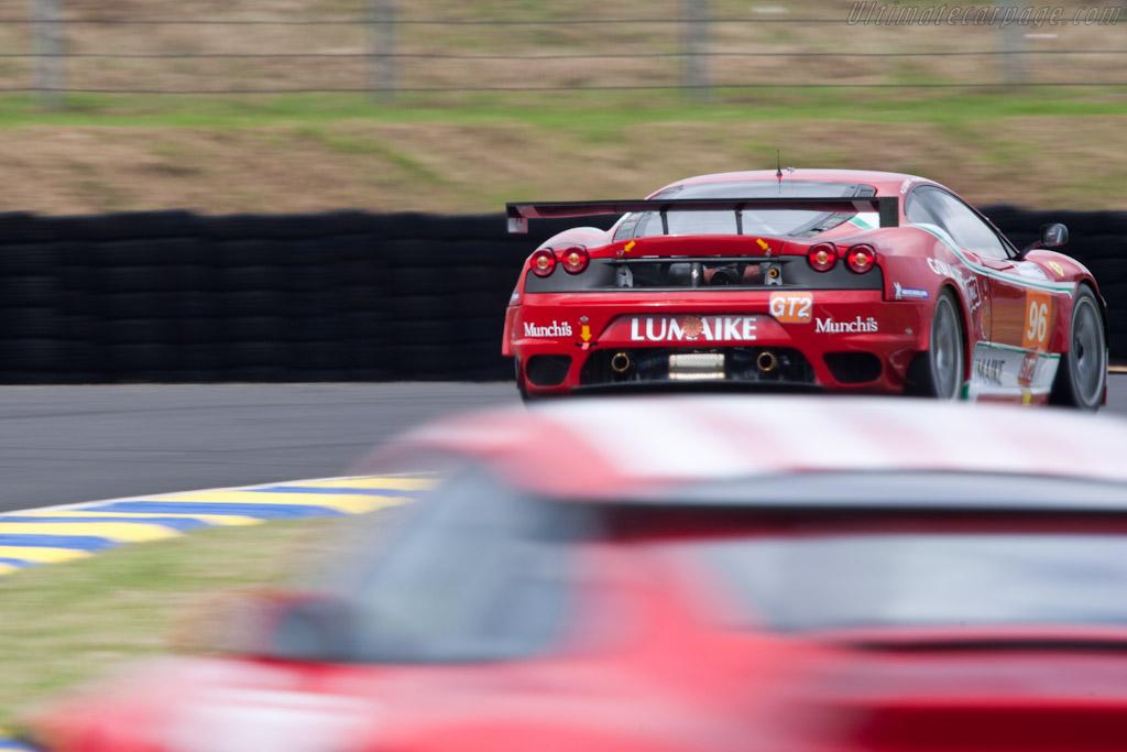 Ferrari vs Porsche - Chassis: 2624   - 2010 24 Hours of Le Mans