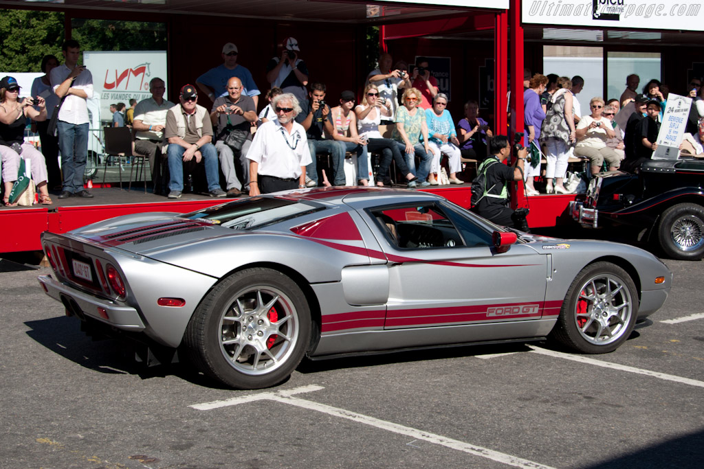 Ford GT    - 2010 24 Hours of Le Mans
