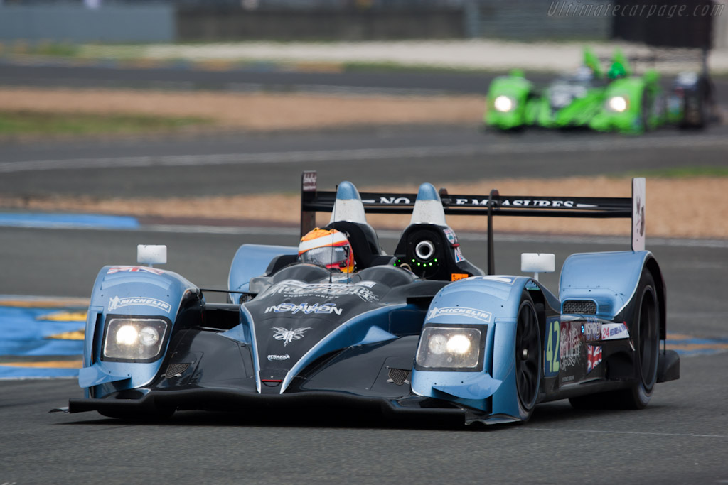 HPD ARX-01c - Chassis: LC70-9  - 2010 24 Hours of Le Mans