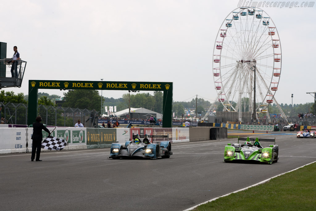 HPDs - Chassis: LC70-9   - 2010 24 Hours of Le Mans