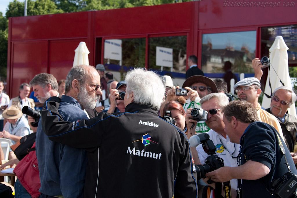 Henri Pescarolo and Hugues de Chaunac    - 2010 24 Hours of Le Mans