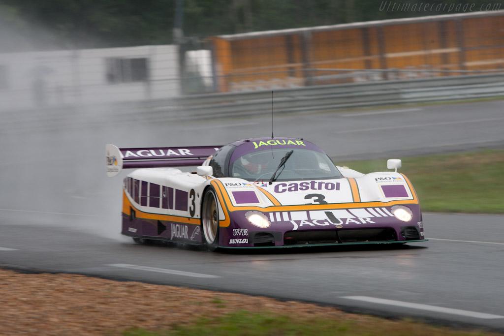 Jaguar XJR-9 - Chassis: J12-C-187   - 2010 24 Hours of Le Mans