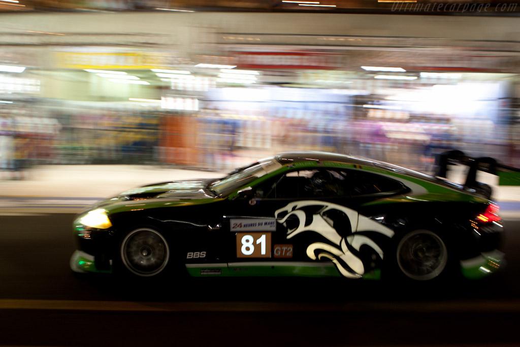 Jaguar XKRS - Chassis: RS GT-01/002   - 2010 24 Hours of Le Mans