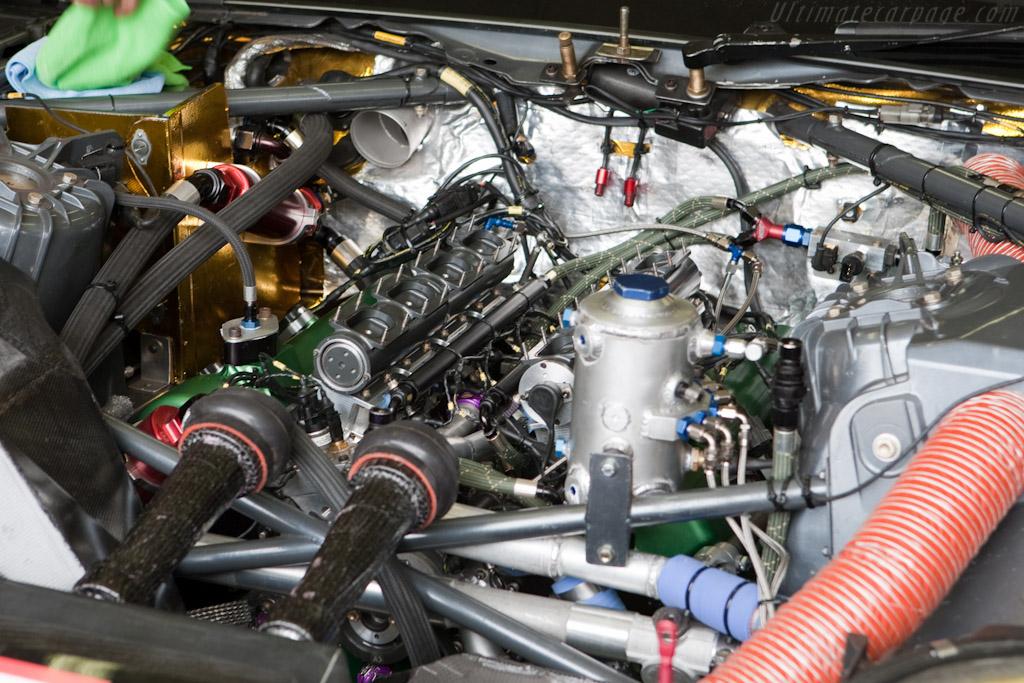 Jaguar XKRS V8 - Chassis: RS GT-01/002   - 2010 24 Hours of Le Mans
