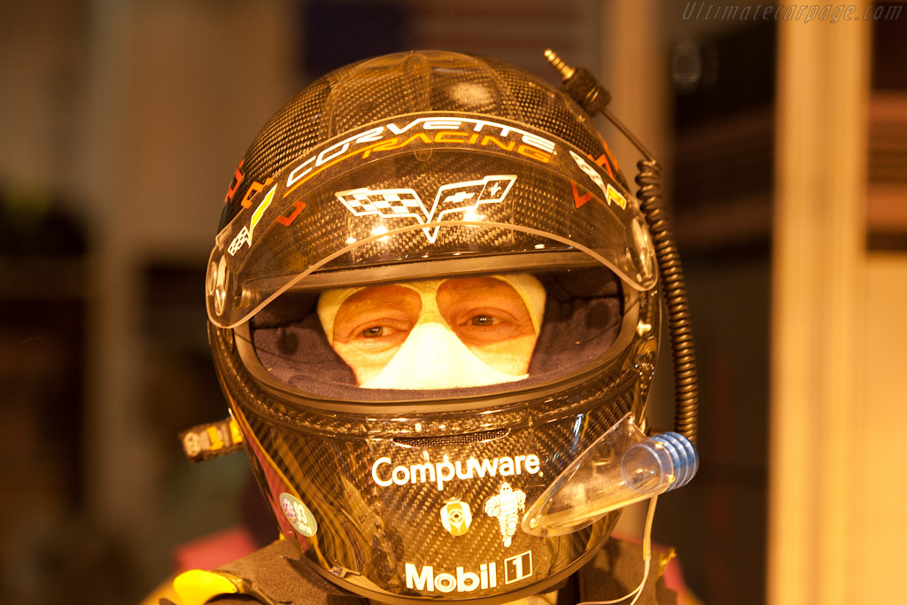 Johnny O'Connel    - 2010 24 Hours of Le Mans