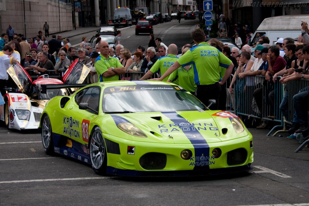 Krohn Risi Ferrari - Chassis: 2646   - 2010 24 Hours of Le Mans