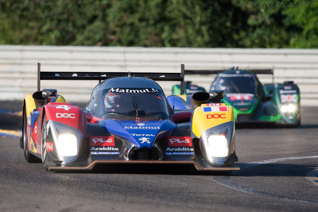 LMP1 Coupes - Chassis: 908-04   - 2010 24 Hours of Le Mans